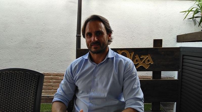 Antonio Gonzalez Proyecto TUD Ayuntamiento de Valdemoro