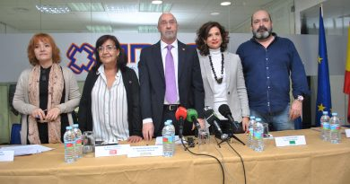 R-P_Sindicatos Mesa Sectorial Teresa Galindo, secretaria general de SATSE Madrid