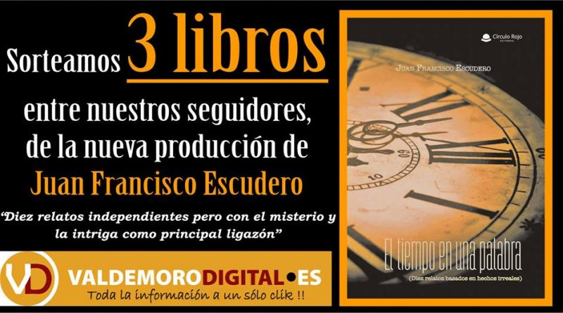 Sorteo libro Francisco Escudero Valdemoro Digital