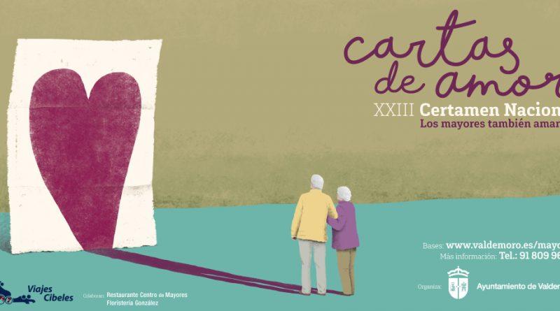 XXIII Certamen Nacional de Cartas de Amor en Valdemoro