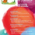 Conmemoración del Día Universal de los Derechos de la Infancia en Valdemoro