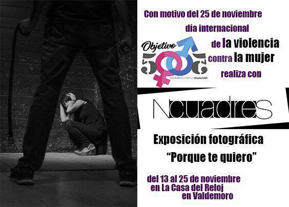 Exposición 5050 y Ncuadres Valdemoro