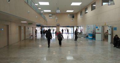 Huelga en el Hospital Infanta Elena