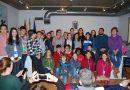 Los niños de Valdemoro conmemoran el 39º aniversario de la Constitución del 78