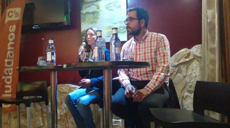 Sergio Parra, Ciudadanos Valdemoro