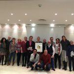 Emoción y reconocimiento a Pedro Zerolo en Valdemoro