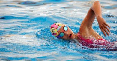 Oferta de cursos de natación para el verano