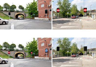 Los túneles reversibles desde el 21 de mayo para la calle Doctor Fleming