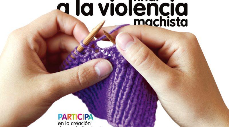 """Valdemoro propone: """"Teje una bufanda y pon punto final a la violencia machista"""""""