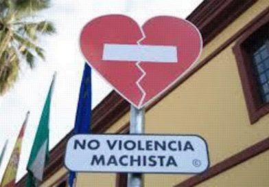 Señal contra la violencia machista