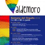 "Valdemoro celebra la ""Semana del Orgullo 2018"""