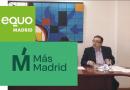 Equo y Más Madrid concurren juntos a las elecciones