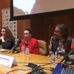Perlita de Huelva recibe un homenaje a su trayectoria