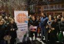 Valdemoro se manifiesta en defensa de la educación pública