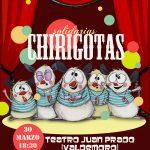 Chirigotas Solidarias en el Teatro Juan Pardo