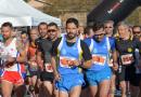 Francisco España y Estefanía Redondo, ganadores de la XXXV Carrera Popular
