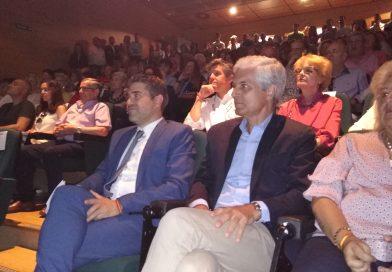 Baño de multitudes en el acto de presentación de la candidatura del PP