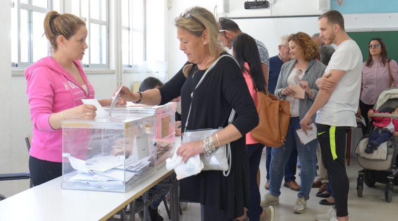 Concejales electos en Valdemoro