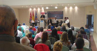 Valdemoro Celebró el primer debate de su historia entre los candidatos al Ayuntamiento