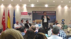 El primer debate de su historia entre los candidatos al Ayuntamiento de Valdemoro