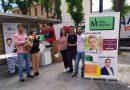 Movilidad Sostenible, eje de campaña de Más Madrid Valdemoro