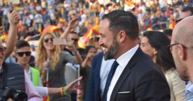 VOX concentra candidatos del sur de Madrid en Valdemoro