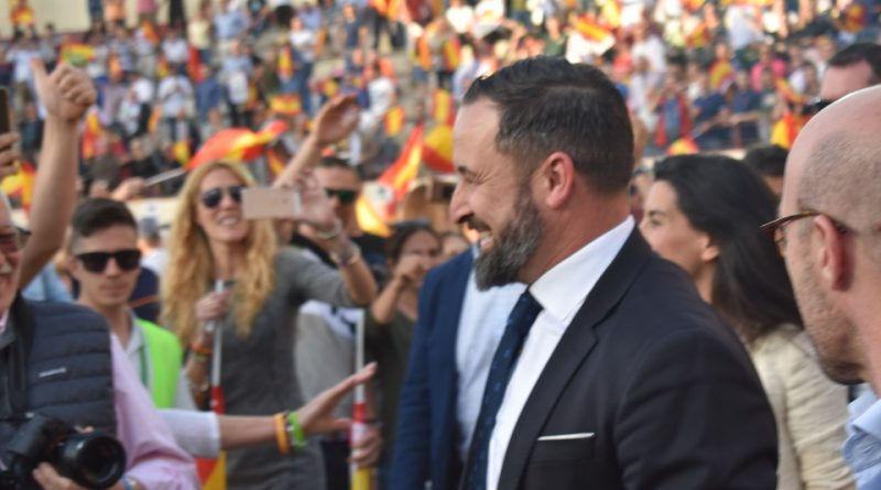 VOX concentra a sus candidatos del sur de Madrid en Valdemoro