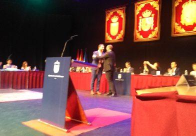 Investido el nuevo Alcalde Sergio Parra