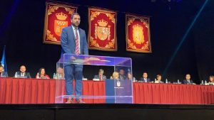 Sergio Parra, el nuevo Alcalde de Valdemoro