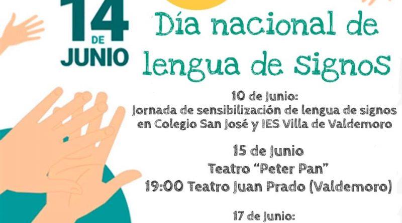 Día Nacional de Lengua de Signos