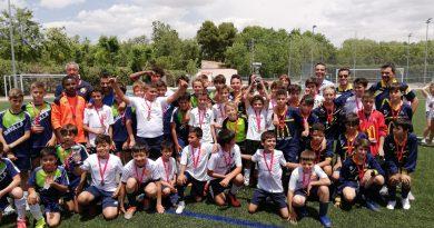 Deporte infantil de Valdemoro cierra su temporada