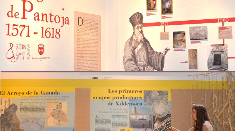 Dos exposiciones en la Torre del Reloj