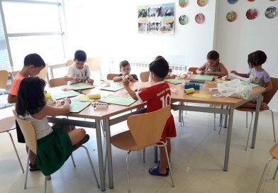 Escolares participaron en los talleres de ASINTE
