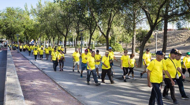 Pinto y Valdemoro Marcha Solidaria