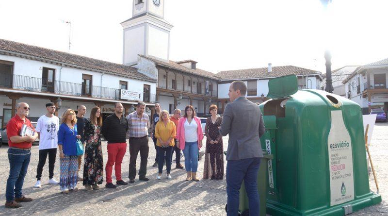 Campaña informativa en colaboración con Ecovidrio