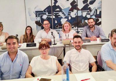 Ciudadanos rechazó Declaración Institucional