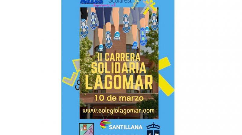 Carrera Solidaria de Colegio Lagomar