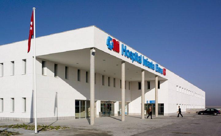 Reconocimiento al Hospital Infanta Elena