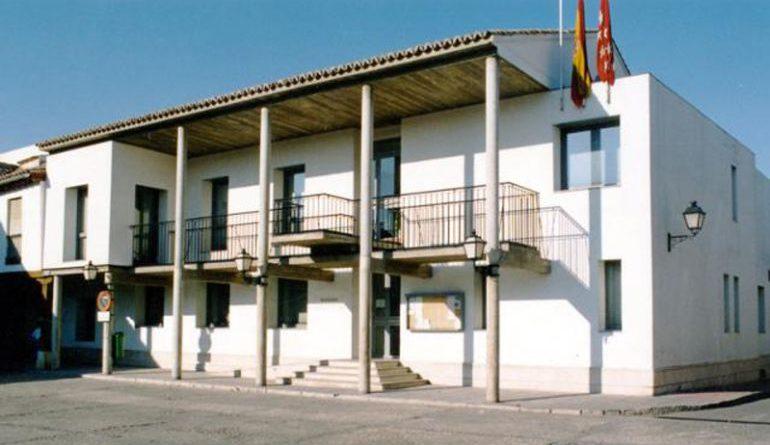 Pleno extraordinario del Ayuntamiento de Valdemoro