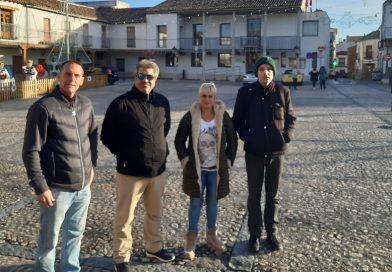 Entrevista a sindicalistas de FCC de Valdemoro