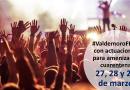 Festival #ValdemoroFEST para amenizar la cuarentena