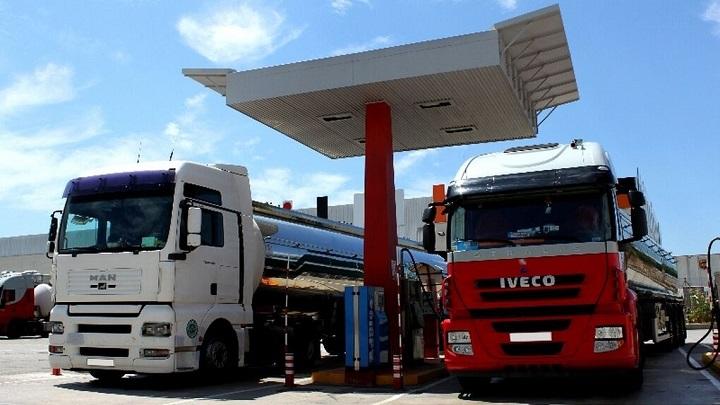 Estaciones de servicio apoyan a los transportistas