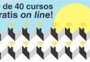 Mas de 14000 inscripciones en cursos on line