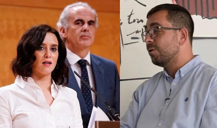Vacío informativo en la Comunidad de Madrid