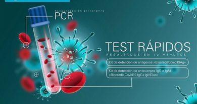 ¿Dónde hacer las pruebas del coronavirus?