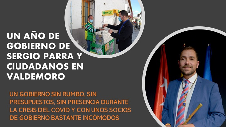 Un año de Gobierno de Sergio Parra