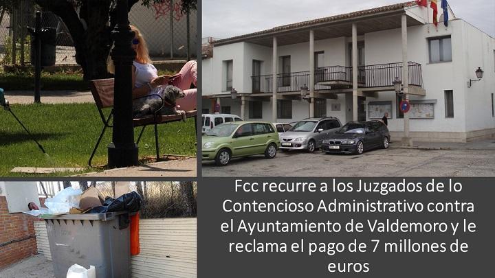 Fcc recurre a los Juzgados contra el Ayuntamiento