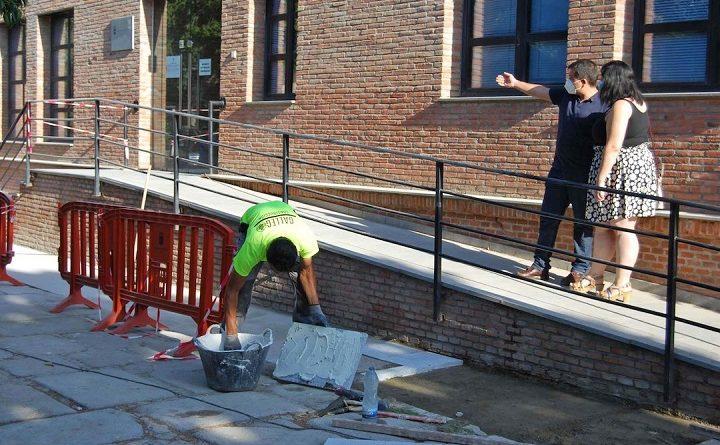 Remodelación y mejora en el Centro de Mayores