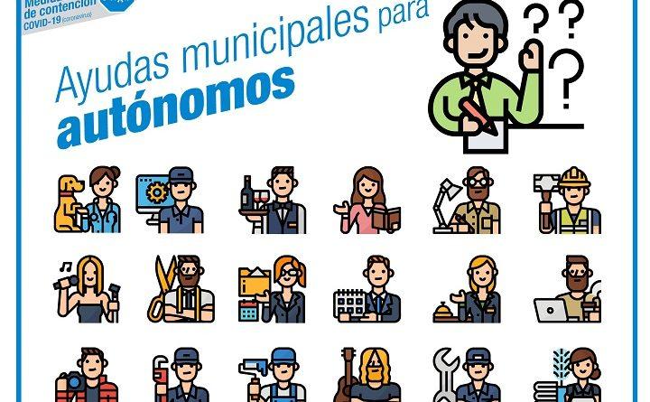 El Ayuntamiento convoca ayudas a autónomos
