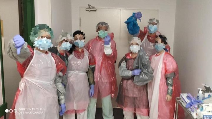 Huelga de enfermería a partir del 7 de octubre